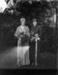 Wedding portrait; Unidentified; 1930s; 13-2254