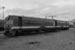Photograph of RM railcar at Wellington; Les Downey; 1976; 14-1847