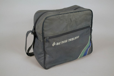 Airline Bag [Air New Zealand]; Air New Zealand Limited (New Zealand, estab. 1965); 2011.352