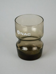 Drinking Glass [National Airways Corporation]; National Airways Corporation (New Zealand, estab. 1947, closed 1978); 2017.19
