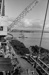 Auckland Harbour Bridge during construction; Les Downey; 1950s; 05/026/013