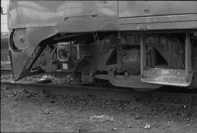 Photograph of railcar RM 31; Les Downey; 1972-1976; 14-2197