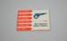 Airmail Stickers [Pan American World Airways]; Pan American World Airways (United States of America, estab. 1927, closed 1991); 2012.203