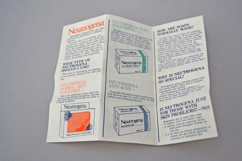 Soap [Neutrogena]