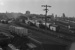 Photograph of Auckland station yards; Les Downey; 1972-1976; 14-3330