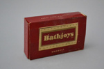 Soap [Bathjoys Bouquet]; Reckitt and Colman (New Zealand) Limited (England, estab. 1840); 2015.128.54