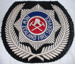 Badge [New Zealand Fire Service]; 2006.385