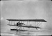 Black and white photograph of a Walsh Brothers Boeing 1 F near the  the beach, presumably at Mission Bay; 1915-1927; 04/077/011