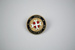 Badge [St John Voluntary Aid]; St John Ambulance Northern Region; Mayer and Kean Limited (New Zealand, estab. 1902); 2016.192.4