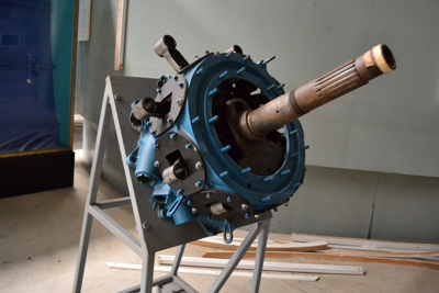 Aero Engine Crankcase [Scarab]; Warner Aircraft Corporation; 2011.234