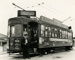 Trams  Auckland,  tram 236 with driver , conductor and passengers; Unidentified; 14-0141