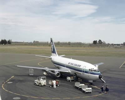 Air New Zealand Boeing 737; Mannering and Associates Limited; 08/117/233