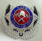 Badge [Kaeo New Zealand Fire Service]; F667.5.2002