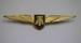 Badge [Teal]; Tasman Empire Airways Limited (New Zealand, estab. 1940, closed 1965); 2004.452.2
