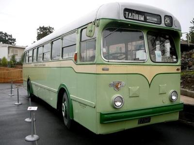 Bus [Leyland Royal Tiger No.464]; British Leyland Motor Corporation, Saunders Roe Limited (England, estab. 1929, closed 1964); 1953; F1141.2003