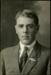 Black and white studio portrait of Richard Ramsay Morton; Circa 1918; 04/071/007