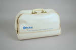 Airline Bag [NAC]; National Airways Corporation (New Zealand, estab. 1947, closed 1978); 2012.338