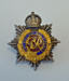 Hat Badge [Royal New Zealand Army Service Corps]; J R Gaunt and Son Limited (England, estab. 1870), New Zealand Army (estab. 1845); 2015.103