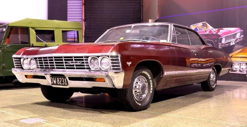 Automobile 1967 Chevrolet Impala General Motors