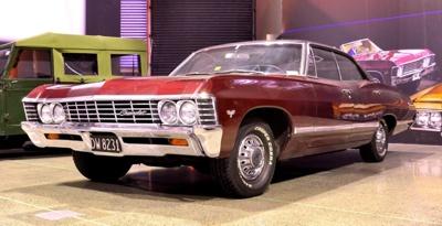 Automobile [1967 Chevrolet Impala]; General Motors Corporation. Chevrolet Motor Company Division.; 1967; 1993.13