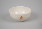 Bowl [New Zealand Railways]; Crown Lynn Potteries (New Zealand, estab. 1948, closed 1989); New Zealand Railways; 2016.79.25
