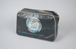 Travel Bag [TEAL]; Tasman Empire Airways Limited (New Zealand, estab. 1940, closed 1965); 1961; 2004.454