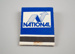Matchbook [National Party]; National Party (New Zealand, estab. 1936); Allenco Match; 2016.167.44