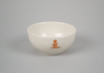 Bowl [New Zealand Railways]; Crown Lynn Potteries (New Zealand, estab. 1948, closed 1989); New Zealand Railways; 2016.79.23
