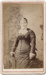 Photograph of a young woman; Unidentified; 13-1108