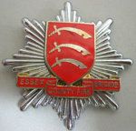 Hat Badge [Essex County Fire Brigade]; 1982.67.4