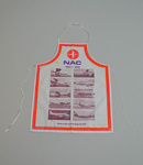 Apron [NAC]; National Airways Corporation (New Zealand, estab. 1947, closed 1978); 1978; 2007.98