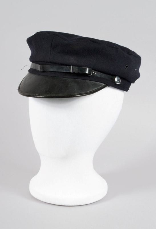 bda23562873 Uniform Hat  Engine Drivers Cap   New Zealand Rail