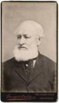 Portrait photograph of a man; George W. Watson; 13-1054