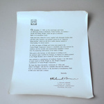Letter [Curtiss-Wright Corporation]; Curtiss-Wright Corporation; 2003.202