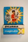 Camera Flash Cubes [Sylvania Magicube X]; Osram-Sylvania BVA; 2012.621