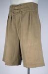 Uniform Shorts [Army, Dress]; M. Patel & Son; 1945-1955; 2014.26