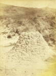 Photograph of mud volcano, Wakarewarewa; Unidentified; 13-1178