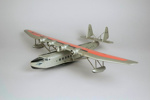 Model Aircraft [Pan American Airways Brazilian Clipper]; Westway Models Limited, Pan American World Airways (United States of America, estab. 1927, closed 1991); 2003.558