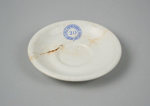 Saucer [New Zealand Railways Refreshment Rooms]; John Maddock & Sons Limited (England, estab. 1842, closed 1981); New Zealand Railways; 2016.76.3