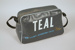 Cabin Bag [Teal]; Tasman Empire Airways Limited (New Zealand, estab. 1940, closed 1965); 2004.583
