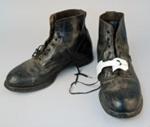 Uniform Boots [NZ Army]; F400.2001