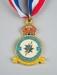 Medallion [Royal Air Force, Number 8 (Pathfinder) Group]; 2016.189.2