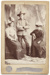Photograph of a man and a woman and a young woman; Unidentified; 13-1225