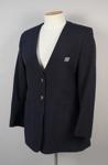 Uniform Jacket [Ground Crew, United Airlines]; United Airlines Limited (United States of America, estab. 1926); Brookhurst, Incorporated; 2003.291