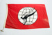 Flag [Qantas]; Qantas Airways Limited (Australia, estab. 1920), A. Brett (Australia); 1982.252.51