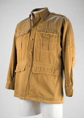 Uniform Jacket [Warrant Officer]; Jun 1944; 2014.27