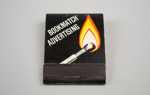 Matchbook [Allenco]; Allenco Match; 2016.167.74