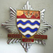 Hat Badge [London Fire Brigade]; 1982.53.52