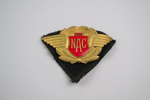 Badge [NAC]; National Airways Corporation (New Zealand, estab. 1947, closed 1978); 2002.86