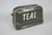 Cabin Bag [Teal]; Tasman Empire Airways Limited (New Zealand, estab. 1940, closed 1965); 2004.579